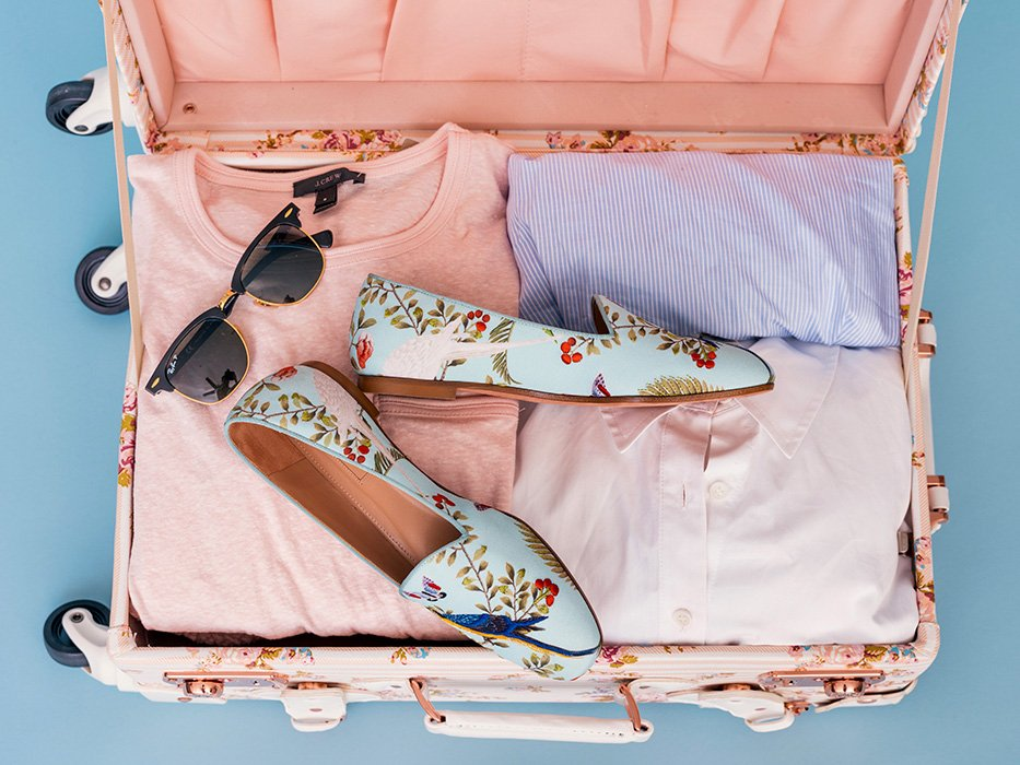 Packing List Suitcase