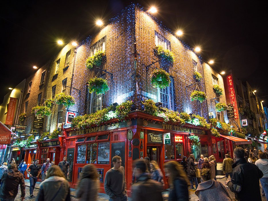 Temple Bar March