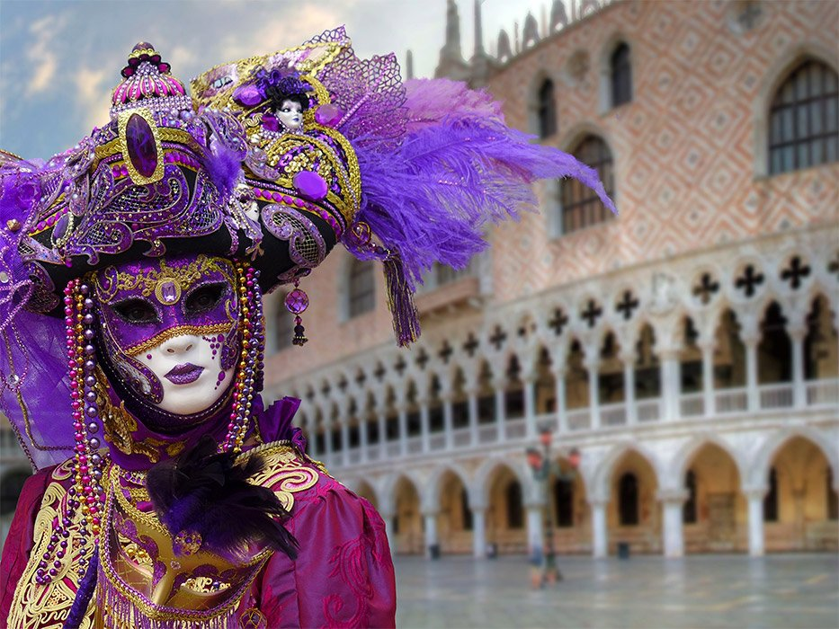 Best Places to Travel in February Carnivale in Venice Italy