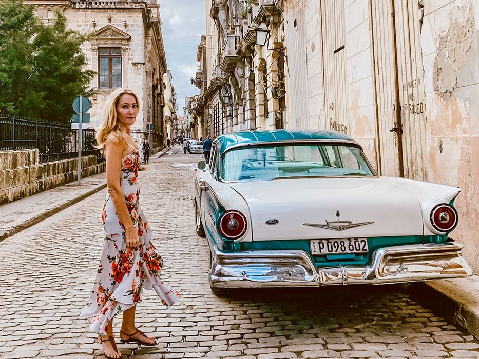 What to Bring to Cuba Sundress