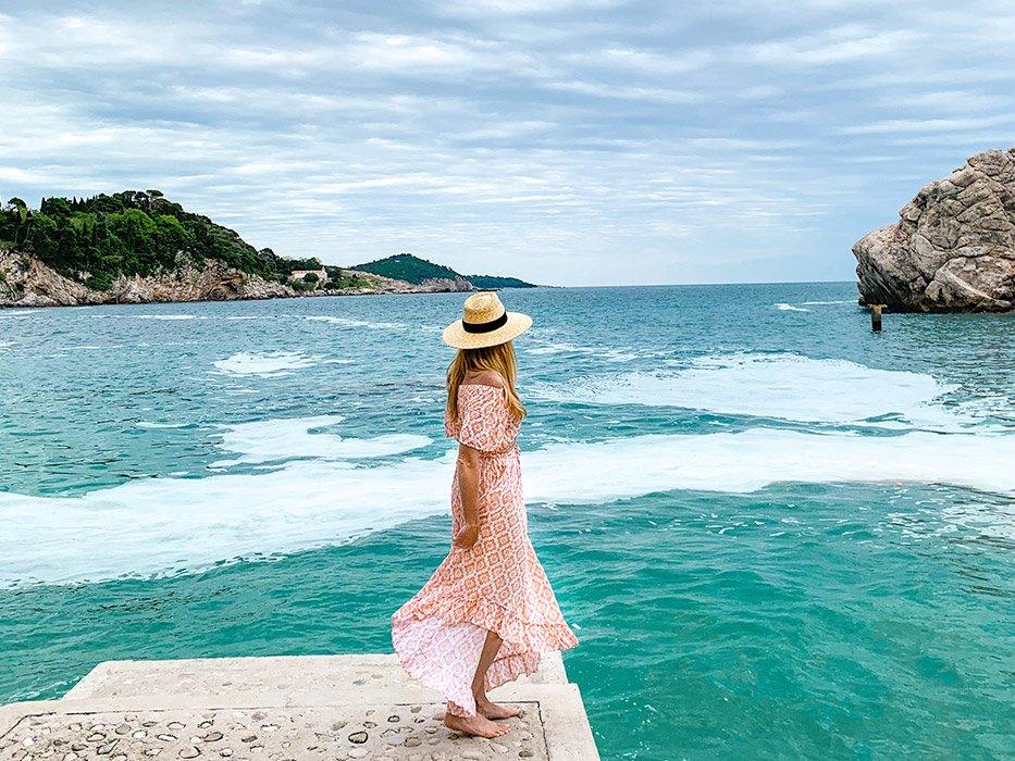 Dubrovnik Itinerary Bellevue Beach