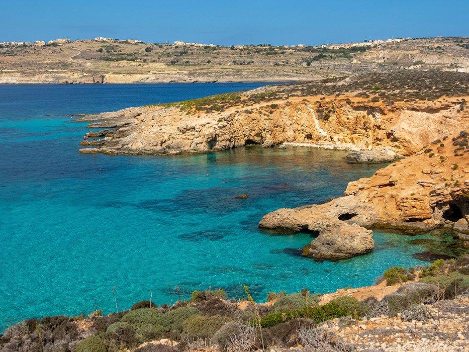 3 Days in Malta Blue Lagoon