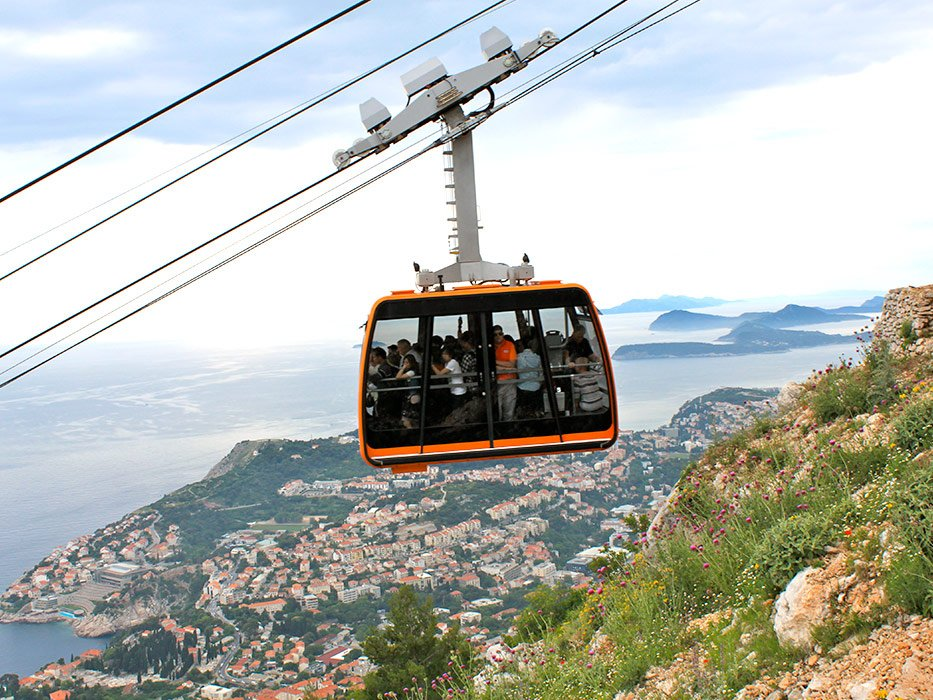 3 Days in Dubrovnik Cable Car Ride