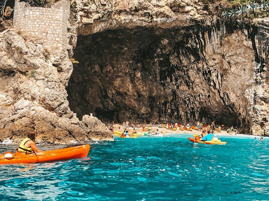 Lokrum Kayak Tour