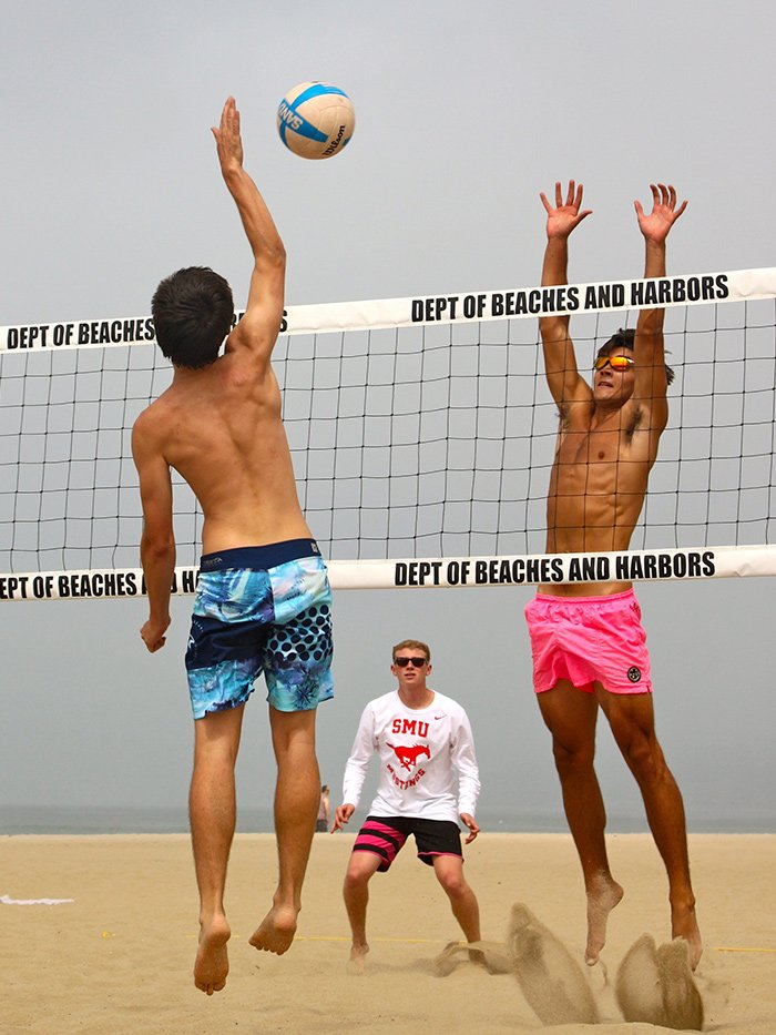 Manhattan Beach Volleyball