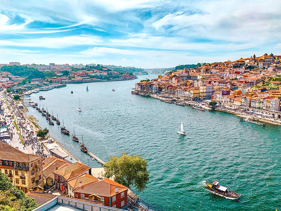 2 Days in Porto Douro View