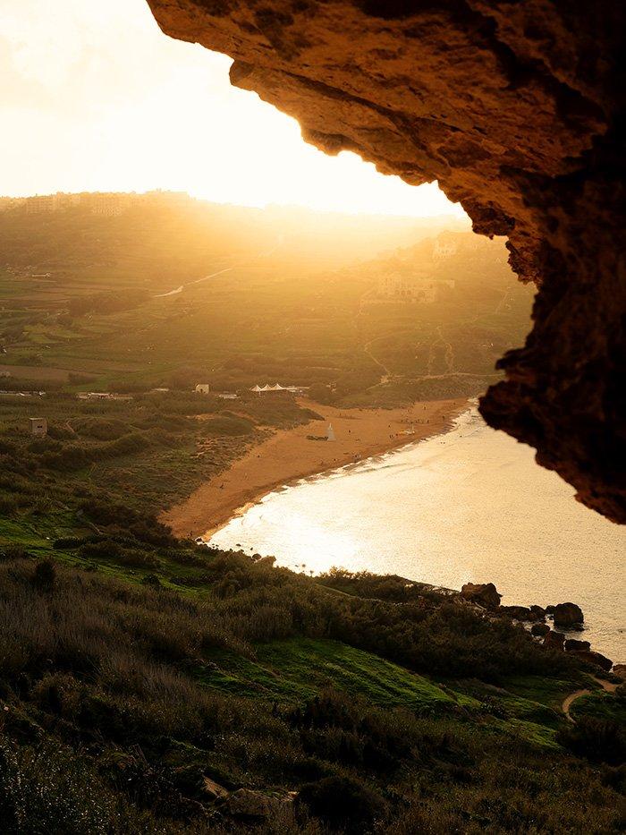 3 Days in Malta Ramla Bay
