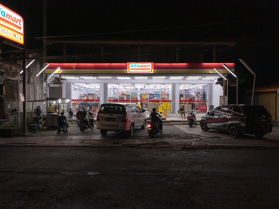 Alfamart-Ubud