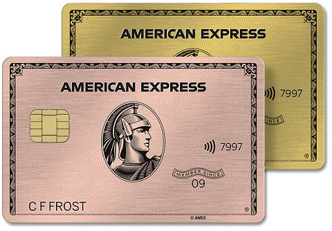 American Express Gold Credit Card Offer