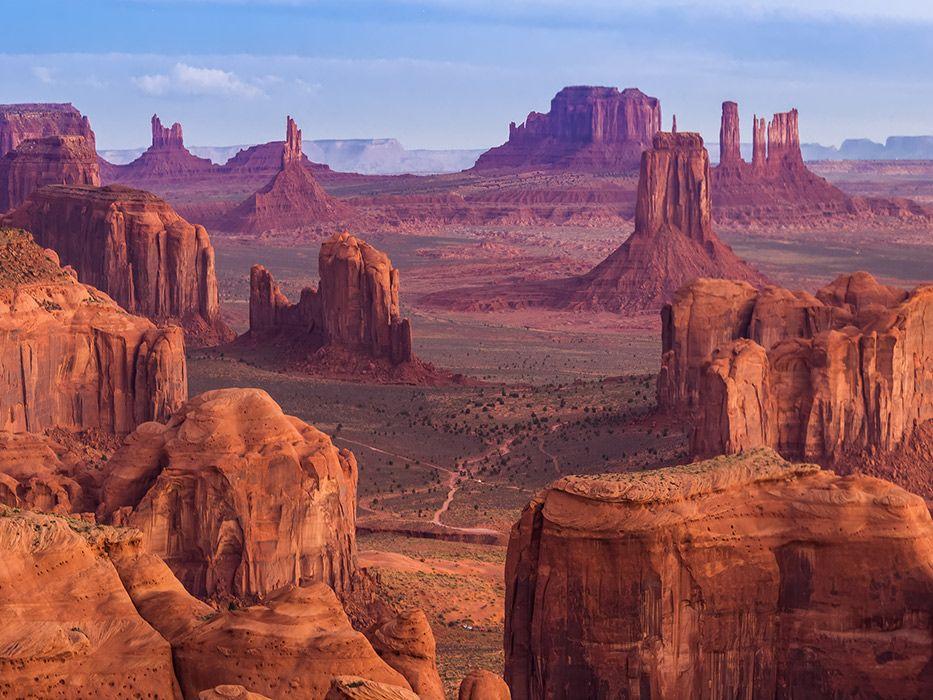 Bucket List USA Monument Valley