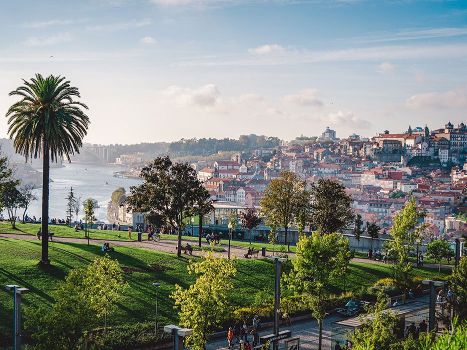 2 days in Portugal Itinerary Jardim do Morro