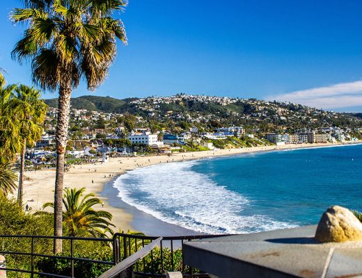 Prettiest Beaches in California Laguna