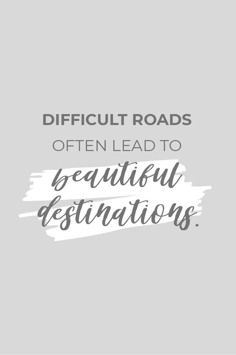 Beautiful Destinations Inspirational Phone Background