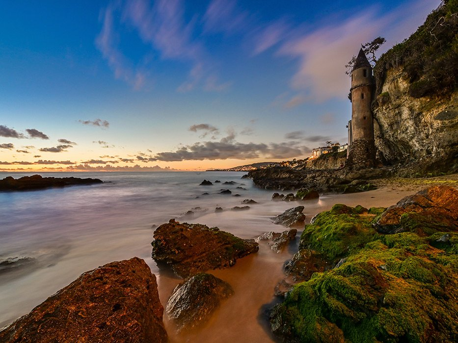 Prettiest Beaches in Southern California Victoria Beach