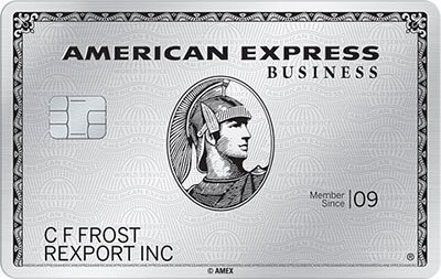 Credit Card Offers American Express Platinum