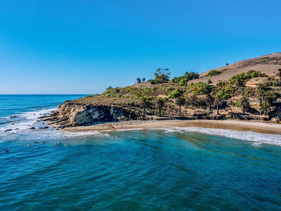 California Beaches Refugio