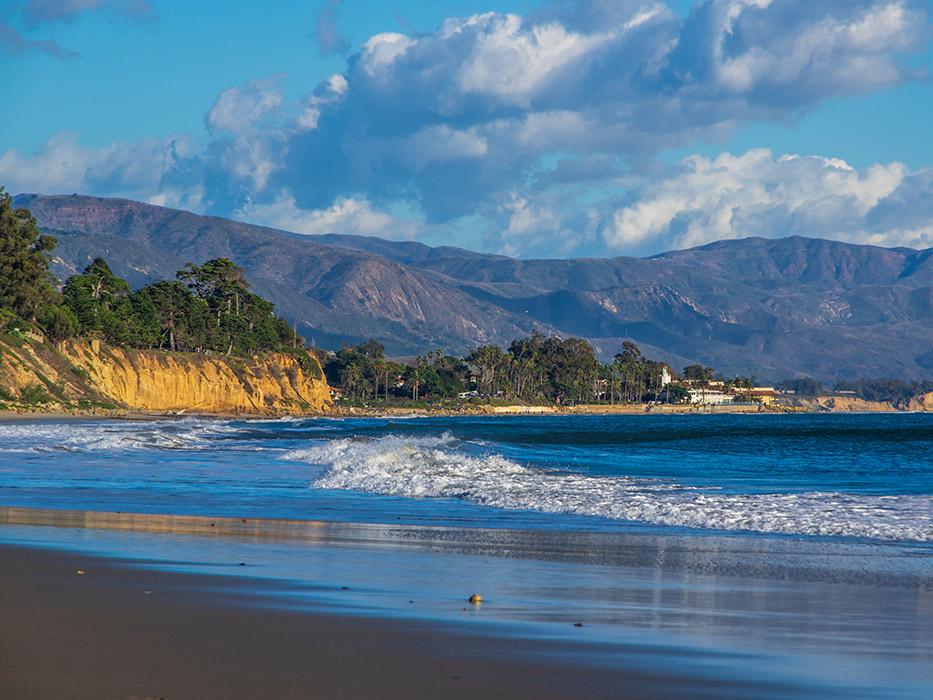 Prettiest Beaches in Southern California Montecito