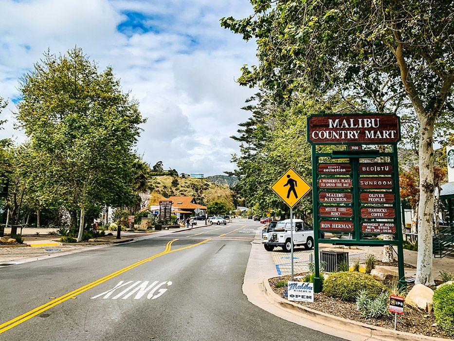 Prettiest California Coastal Towns Malibu
