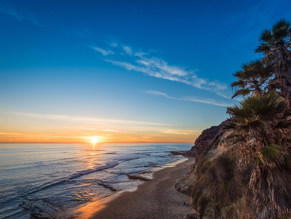 Prettiest Beaches in Southern California Swami's