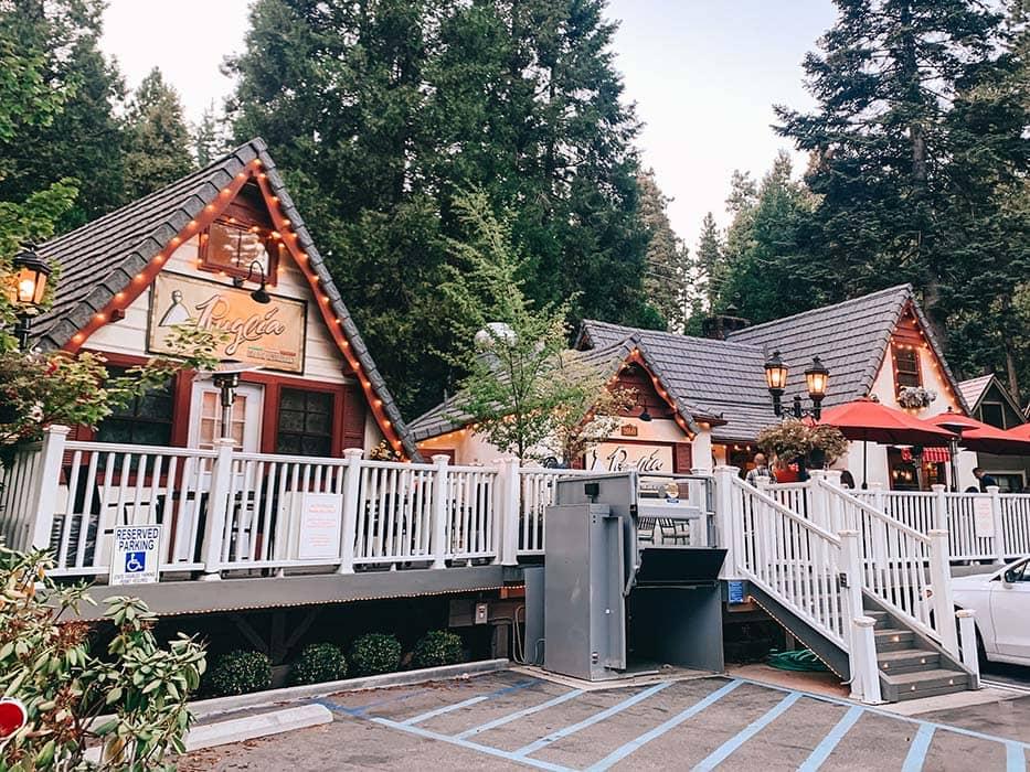 Puglia Lake Arrowhead Restaurant