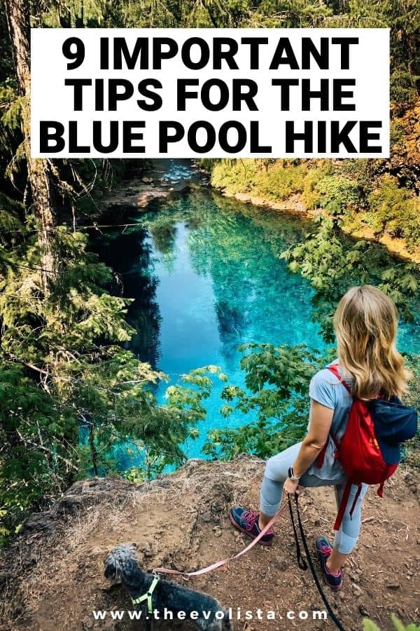 The Blue Pool Hike