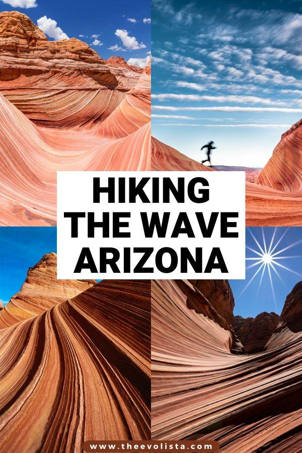 Hiking the Wave Arizona