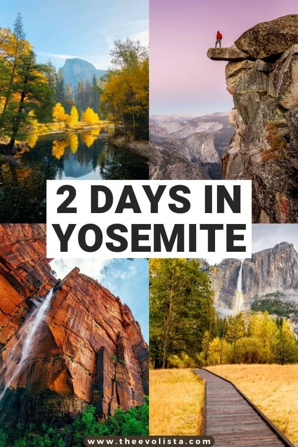 2 Days in Yosemite Pin