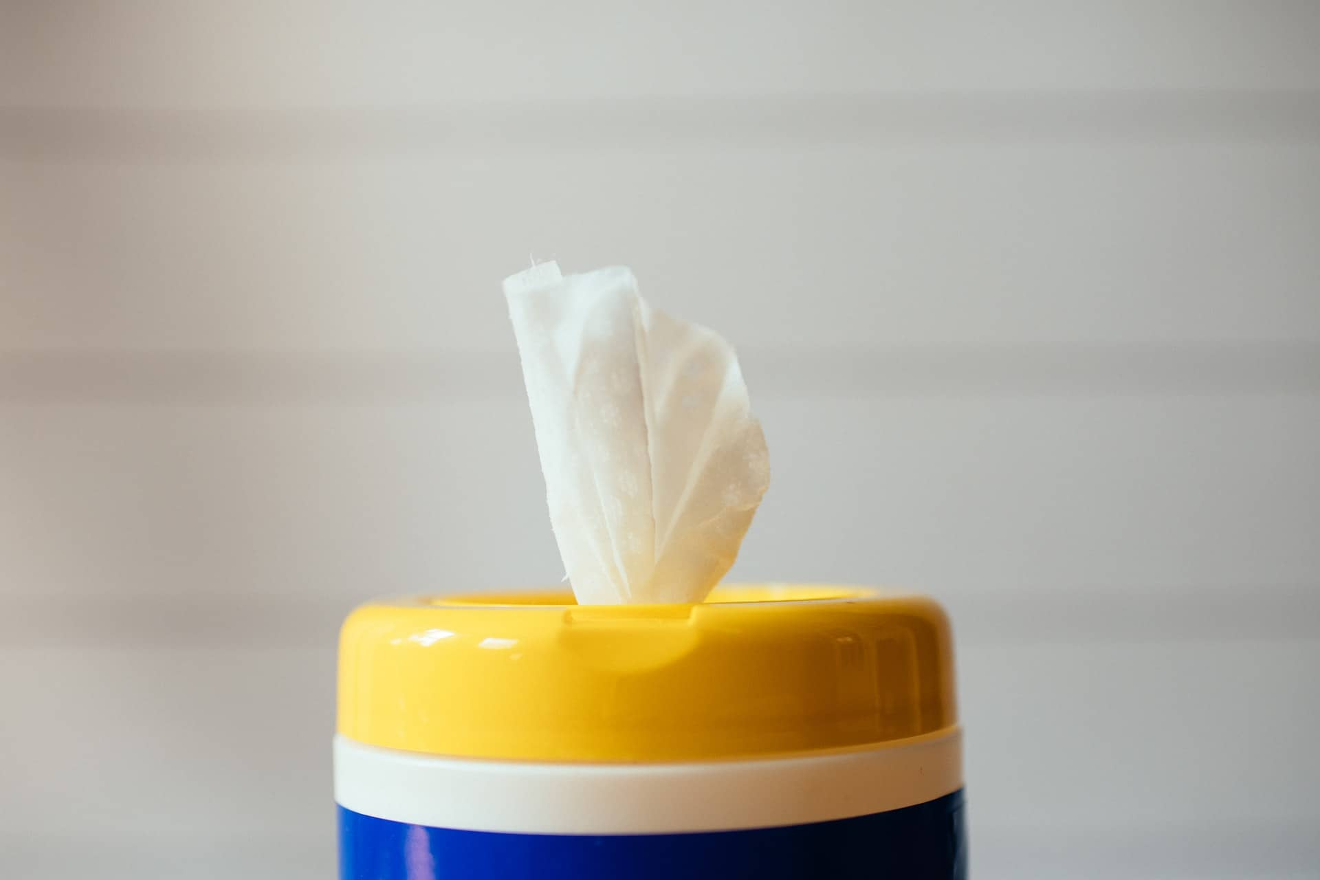 Have a safe trip antibacterial wipes