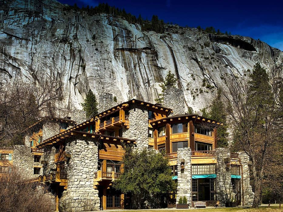 2 Days in Yosemite Ahwahnee Hotel