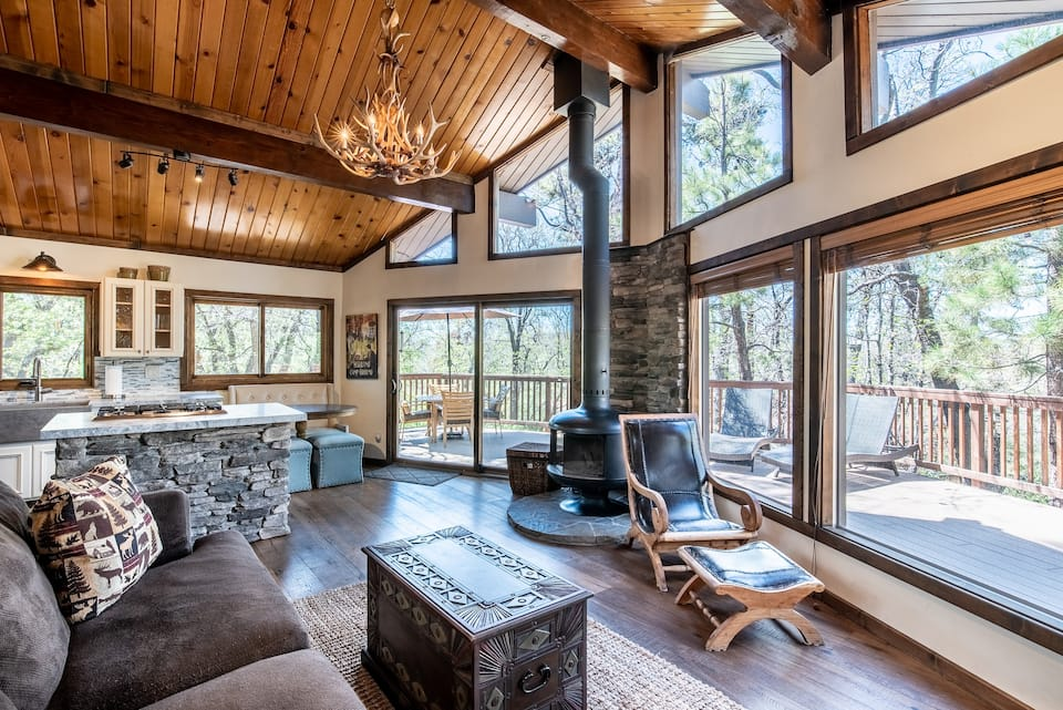 Airbnb Big Bear Cabin