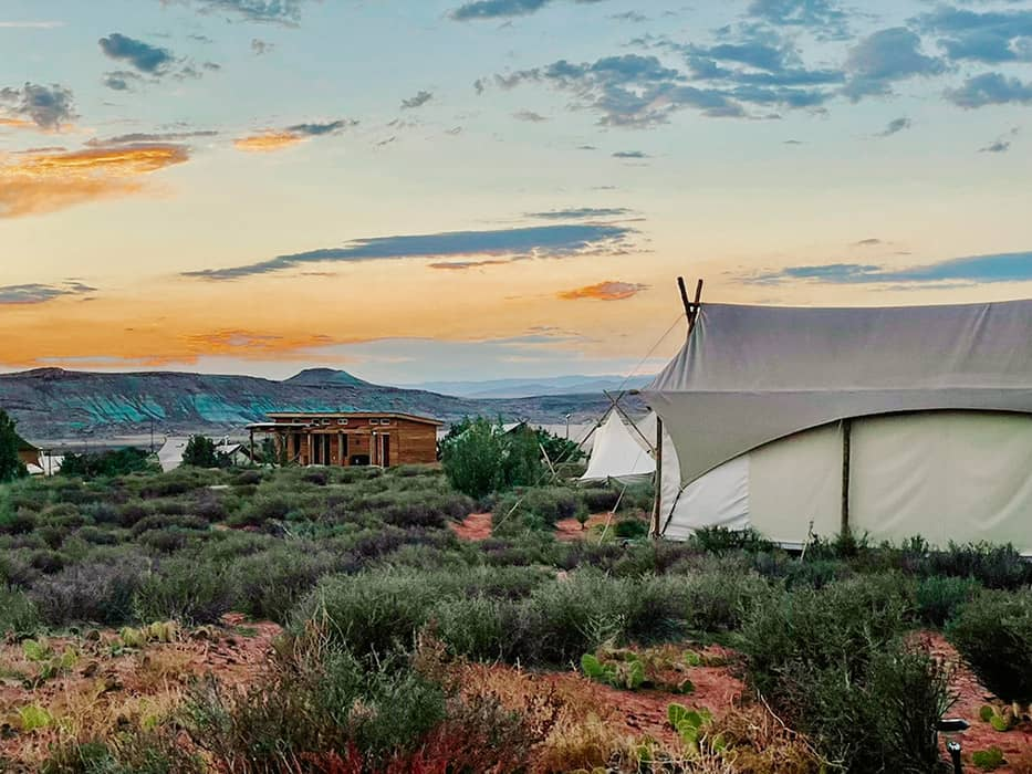 Under Canvas Moab Glamping Best Things to do in Utah