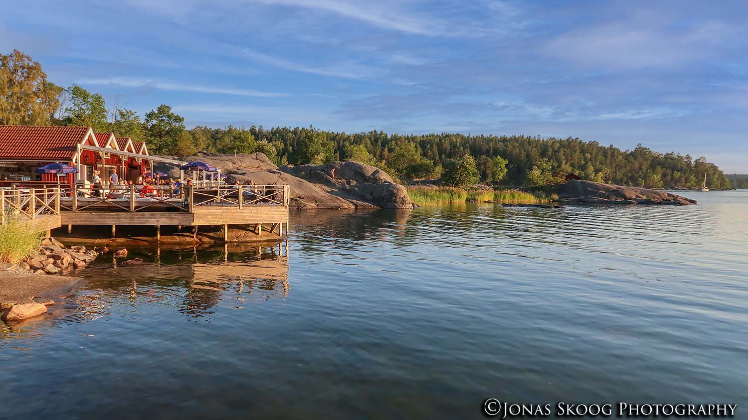 Exit45 Travels - Sailing in the Stockholm Archipelago