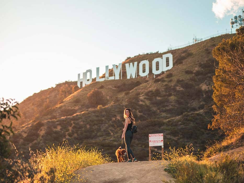 Things to do in Los Angeles Hollywood Hiking