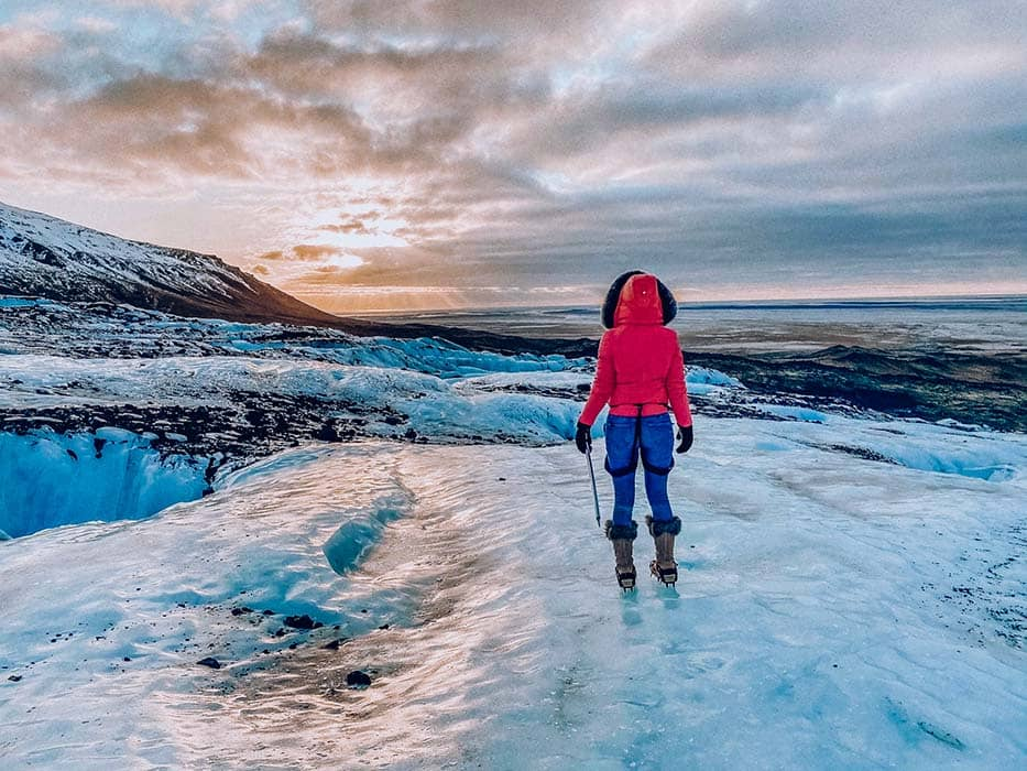 Iceland Glacier Hike –Pocket Wanderings