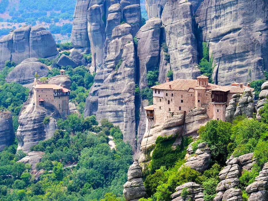 Meteora Monastery Greece Europe Bucket List