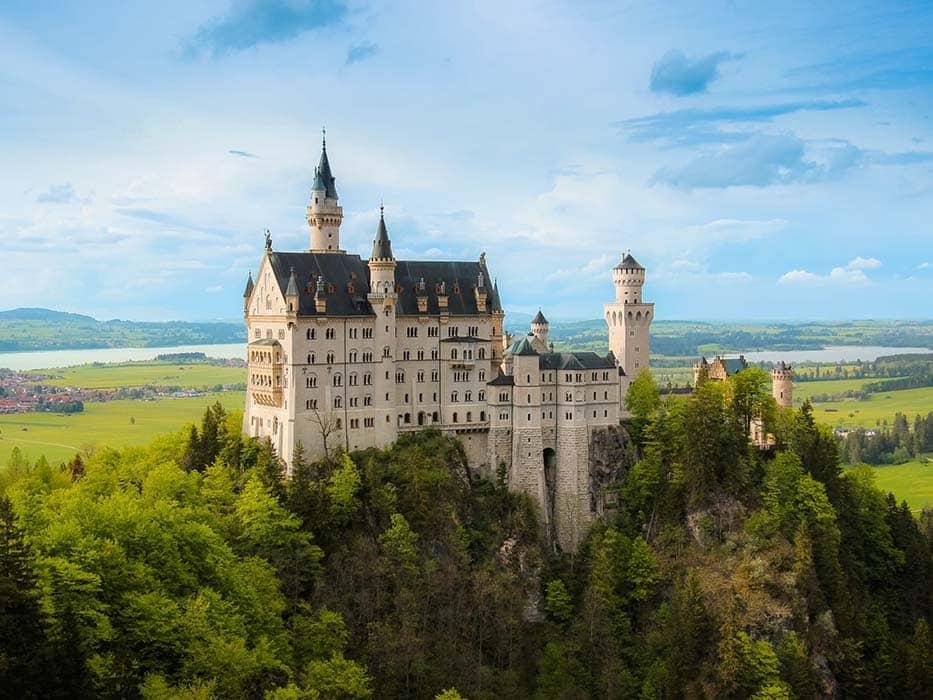 Neuschwanstein Europe Bucket List