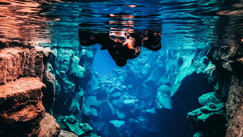 Silfra Fissure Snorkeling Europe Bucket List