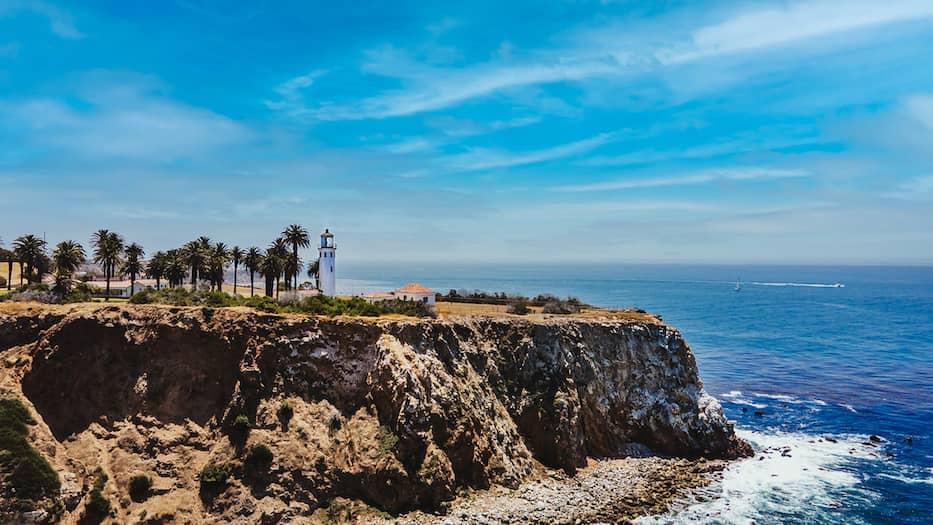 Palos Verdes Scenic Drives in Los Angeles